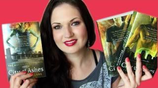 LitChat: Mortal Instruments (Books 1-4)