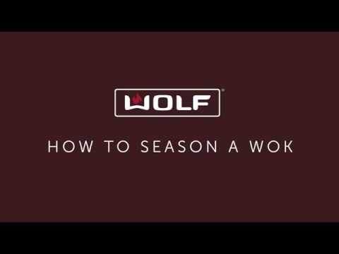 How To Season a Wok