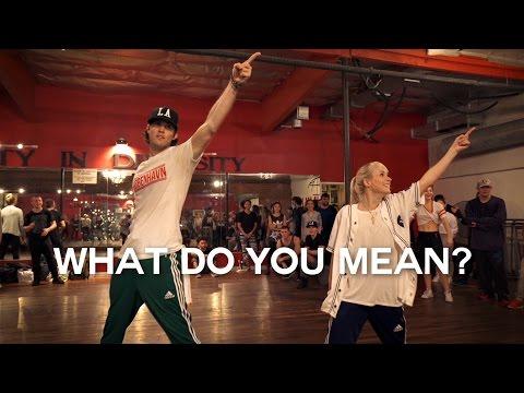 Justin Bieber – What Do You Mean? – Choreography by @NikaKljun & @SonnyFp – Filmed by @TimMilgram
