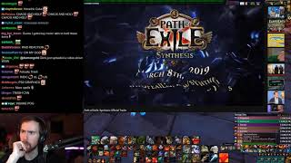 Asmongold Reacts to Path of Exile - Synthesis Official Announcement Trailer