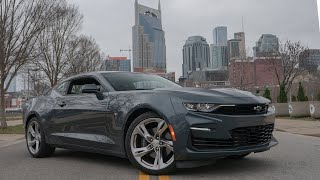 2020 Chevrolet Camaro 2SS [Full Review and Drive]