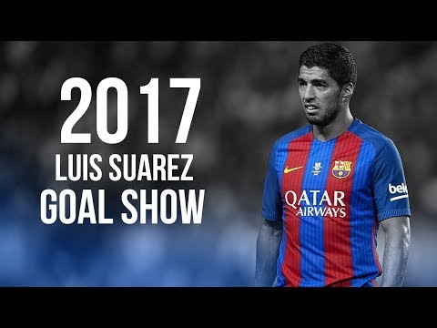 Luiz Suarez Shape Of You Skills And Goals 2017