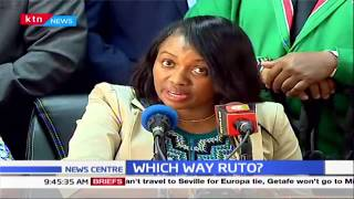 Susan Kihika: The Nakuru BBI rally will be run by the people of Rift Valley and not guests