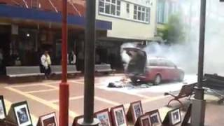 Terrorist Attack In New Zealand Mall