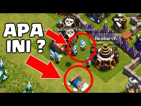 Video Freeze Traps, Ice Wizard, Santa Spell (Update Desember 2016) - COC INDONESIA