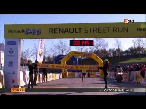 Renault Street Run Sansi de Viladecans