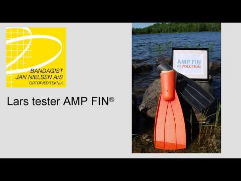 Lars tester AMP FIN