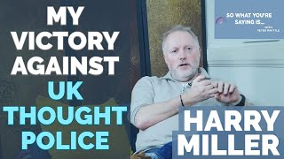 Harry Miller: My Free Speech High Court Victory Over Alleged Anti-Trans Tweet & Police Investigation