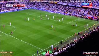 Гол Бэйла / Барселона 1-2 Реал