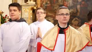 #WIZJER - Msza Święta Krzyżma w Diecezji Sandomierskiej [29 marca 2018]