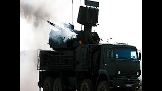 "ЗРПК ""Панцирь"" сбил атаковавшие базу ""Хмеймим"" дроны"
