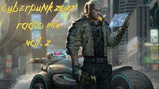 Cyberpunk 2077 Radio Mix Vol. 2 | Retro Electro/Darksynth/Synthwave