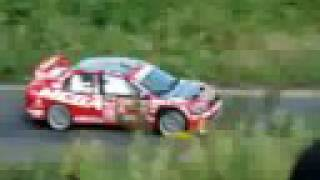 preview picture of video 'III. Hell Energy Drink Ózd Rally 2008'