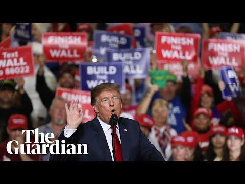 Načelni dogovor demokrata i republikanaca o bezbednosti granica, Tramp poručio da zid spasava živote (VIDEO)