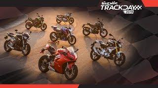 TrackDay | Yamaha MT15 | Bajaj Dominar | Royal Enfield Continental GT 650 | Panigale V4 | BikeWale