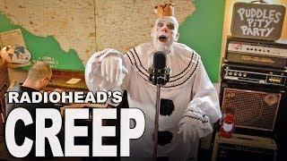 "Video thumbnail of ""Creep - Radiohead cover - Creepy Halloween version"""