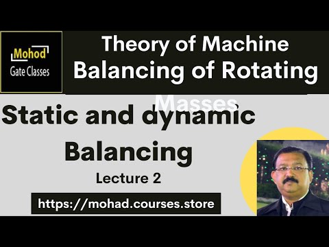 TOM  02 Balancing  static and dynamic