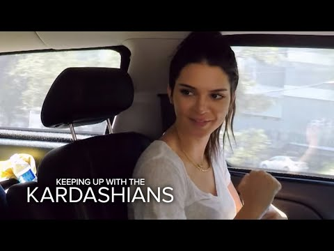 Kendall and Khloe Grill Corey Gamble About Kris Jenner | KUWTK | E!