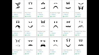 How To Sell Your Face In Roblox Free Video Search Site Findclip