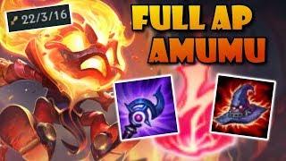 Troll The Meta   Full AP Amumu | LoL Edit Gameplay