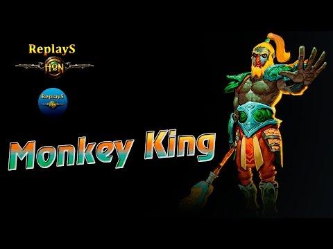 HoN - Monkey King - DoacheZ 1784 MMR