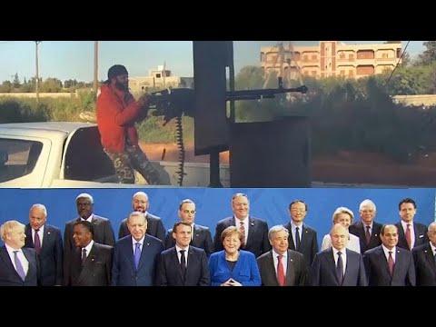 Brüchiger Frieden in Libyen