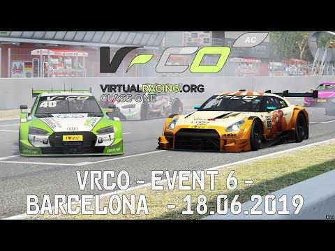 VRCOI | Event 6 | Barcelona | 18.06.2019 | Grid 2 | VR Oculus RIft