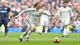 Luka Modric - The Genius Midfielder - Best Skills,Goals,Assists 2017 HD