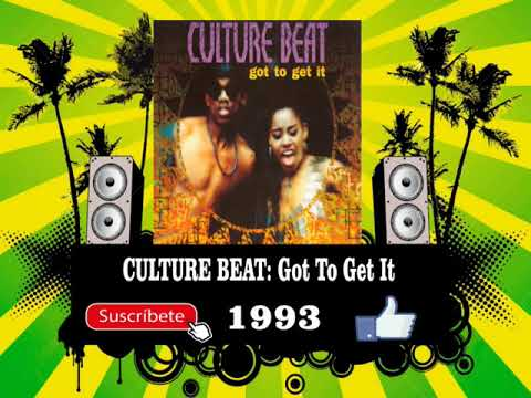 Culture Beat - Got To Get It  (Radio Version)