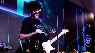 THETOYS - ก่อนฤดูฝน (พี่เขาดุ) (LIVE) @ Peppermint Black inhaler central khonkaen | Cr.TATAEW