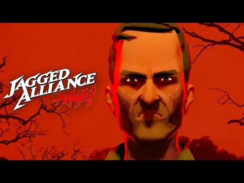 Trailer de Jagged Alliance: Rage!