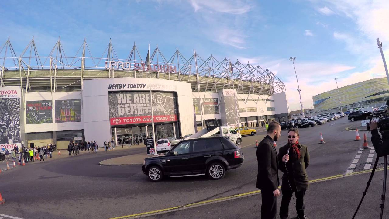Why you should study Football Journalism at the University of Derby
