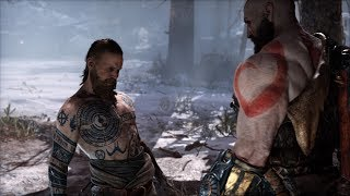 God of War - Кратос против Чужака