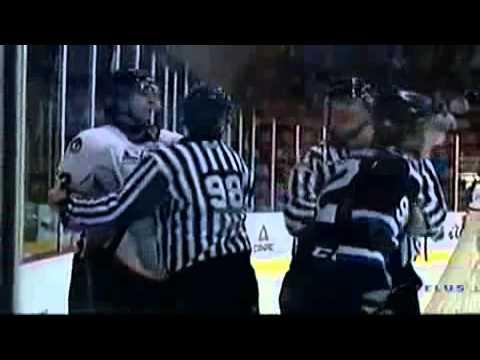 Thomas Gobeil vs. Jake Primeau