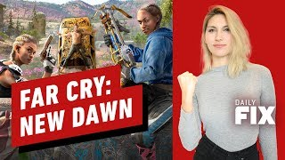 Far Cry: New Dawn Is Changing the Outpost System - IGN Daily Fix