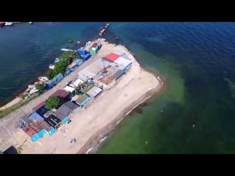 DJI Phantom 3 г.Черноморск пляж