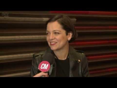Natalia LaFourcade video Entrevista Argentina - Noviembre 2015