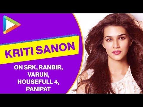 EXCLUSIVE: Kriti Sanon On Luka Chuppi's Success, Shah Rukh Khan, Ranbir Kapoor, her next films