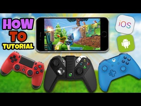 fortnite battle royale walkthrough keyboard mouse on fortnite mobile ipad iphone ios android part 26 by masterovgamingchannel game video - how to get better at fortnite mobile ipad