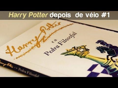 Harry Potter depois de véio #1 - A Pedra Filosofal