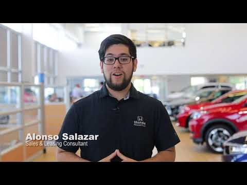Sales and Leasing Consultant Alonso  Salazar