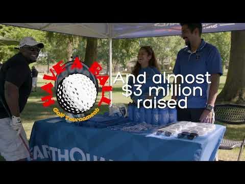 Have A Ball Golf Tournament 2017