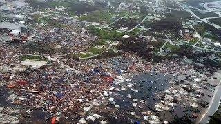 video: Hurricane Dorian: 'Catastrophic' damage in Bahamas leaves 60,000 needing drinking water