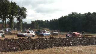 preview picture of video 'Stock car Pecquois 2012 categorie A'