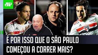 'Sabe o que foi falado para os jogadores dentro do São Paulo?' Nilson explica 'mudança repentina'