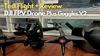 My 1st fpv Drone Experience