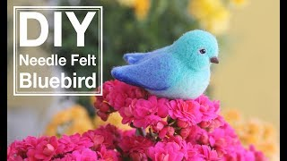 The Most Beautiful Diy Bluebird : Do It For Yourself