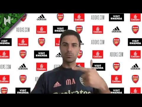 Top players still want to join Arsenal I Arsenal v Liverpool I Mikel Arteta embargo press conference