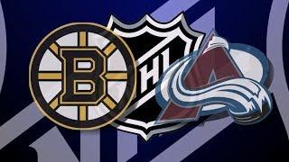 Бостон – Колорадо (09.10.17) Обзор матча...