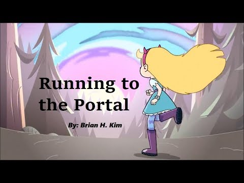 Star vs The Forces of Evil Soundtrack | Running to the Portal by Brian H. Kim